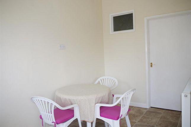 Dining Area of Ferry Terrace, Waterloo, Pembroke Dock SA72