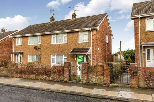 Thumbnail Property to rent in Ffordd Yr Eglwys, North Cornelly, Bridgend