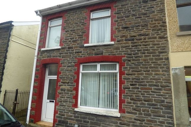 Thumbnail Property to rent in Walters Road, Ogmore Vale, Bridgend.