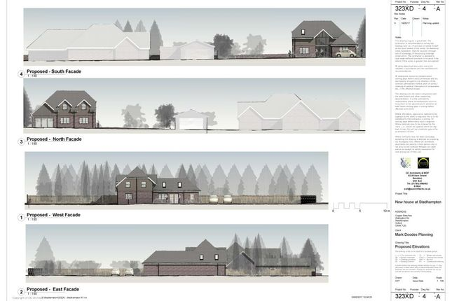 Thumbnail Land for sale in Stadhampton, Oxfordshire