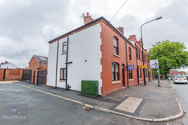 Thumbnail Flat to rent in Firs Lane, Leigh, Greater Manchester.