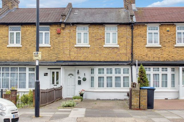 2 bed terraced house for sale in Bury Street West, London N9