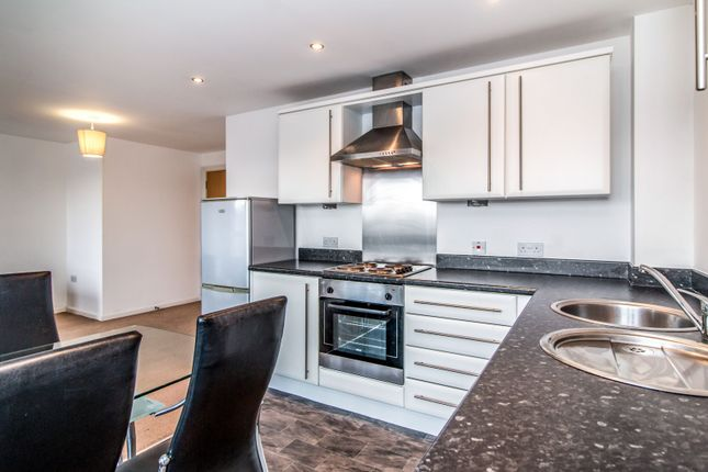 Kitchen of Elmira Way, Salford M5