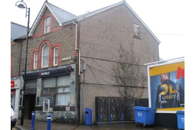 Thumbnail Retail premises for sale in Natwest Bank - Former, 2, Bedwlwyn Road, Ystrad Mynach, Hengoed, Caerphilly