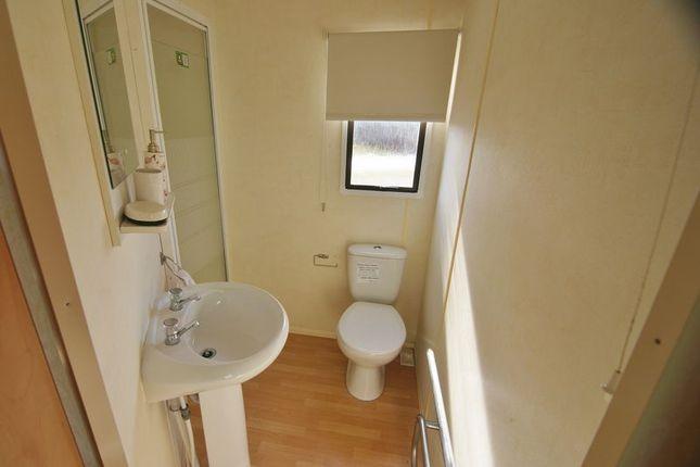 Shower Room of Ocean Edge Holiday Park, Heysham LA3
