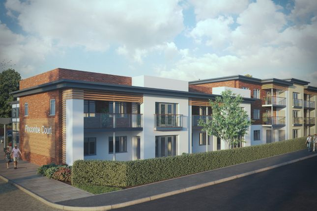 Thumbnail Flat for sale in Pincombe Court, Buckingham Close, Exmouth, Devon