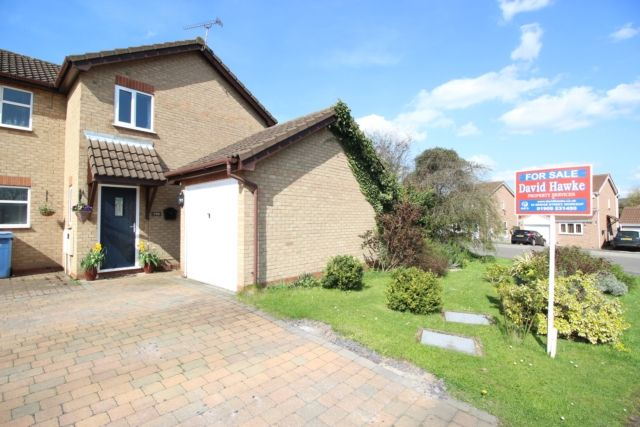 Thumbnail Semi-detached house for sale in Briar Lea, Worksop