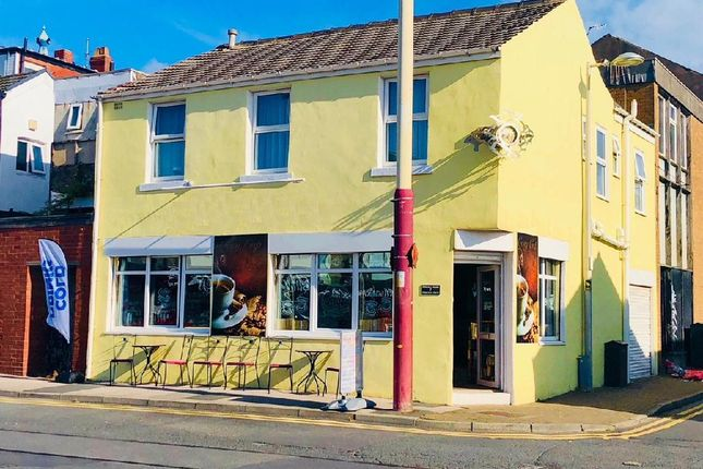 Thumbnail Restaurant/cafe for sale in Princess Street, Blackpool