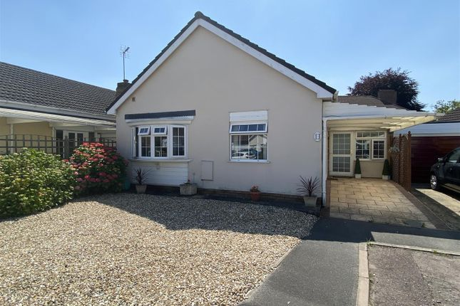 Thumbnail Detached bungalow for sale in Highbank Park, Longford, Gloucester