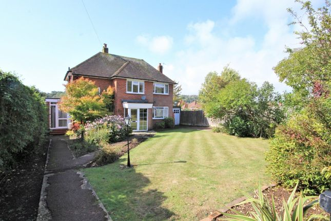 Detached house for sale in The Heights, Findon Valley, Worthing