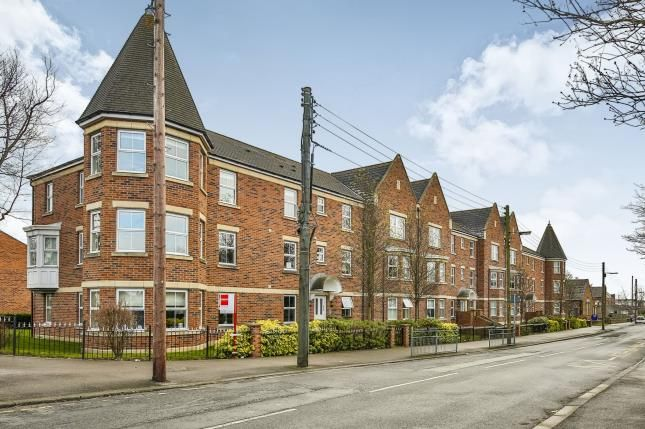 Thumbnail Flat for sale in Herons Court, Gilesgate, Durham, County Durham