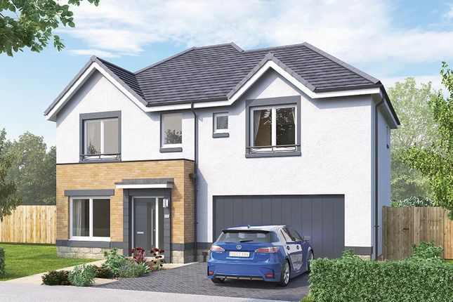 "Thumbnail Detached house for sale in ""The Westbury"" at Brora Crescent, Hamilton"
