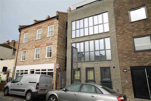 Thumbnail Flat to rent in Warham Street, London