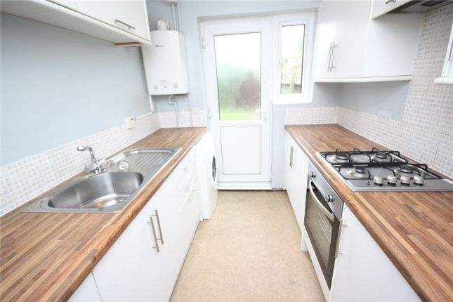 Thumbnail Terraced house to rent in The Paddock, Sleaford, Lincolnshire