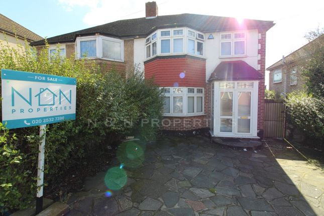 Semi-detached house for sale in Carlisle Gardens, Ilford