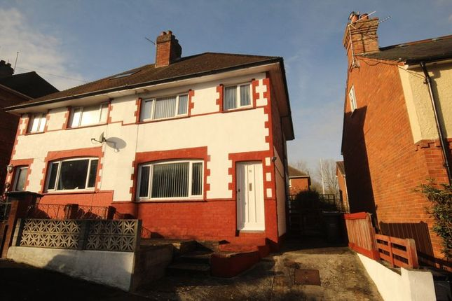 Thumbnail Semi-detached house for sale in Woodlands Road, Tonbridge