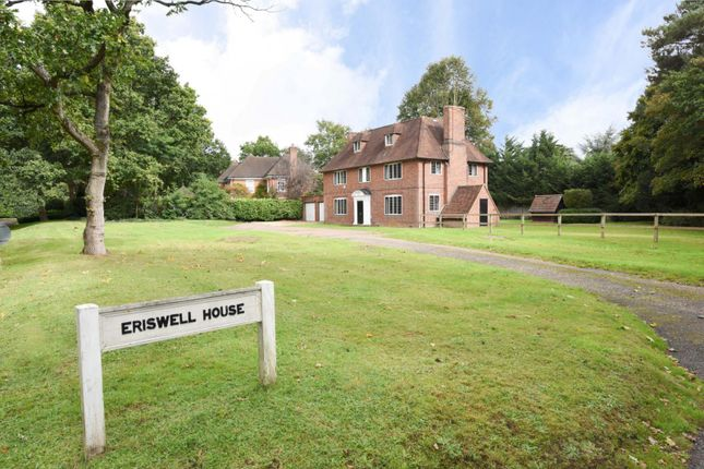 Thumbnail Detached house to rent in Eriswell Road, Hersham, Walton-On-Thames