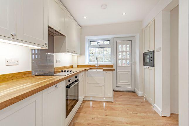 Kitchen of Pratthall, Cutthorpe, Chesterfield S42