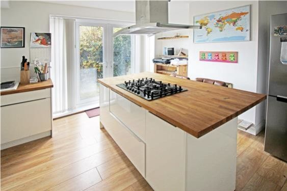 Kitchen of Argyll Road, Cheadle SK8