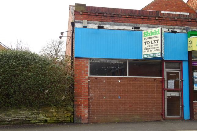 Front of High Street, Ecclesfield S35