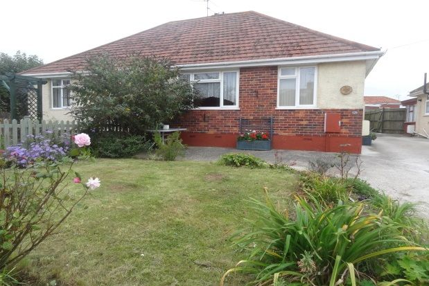 Thumbnail Bungalow to rent in Glenthorne Avenue, Yeovil
