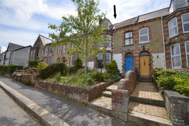Thumbnail Terraced house for sale in Parkvedras Terrace, Truro, Cornwall