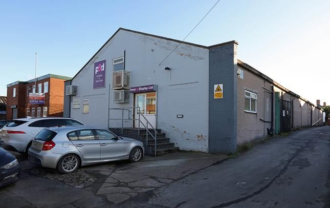 Light industrial to let in Lockwood House, Greasley Street, Bulwell, Nottingham