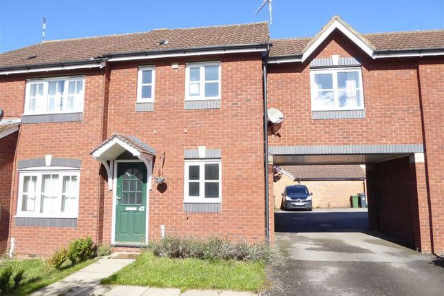 Thumbnail Mews house to rent in Faulconbridge Way, Heathcote, Warwick