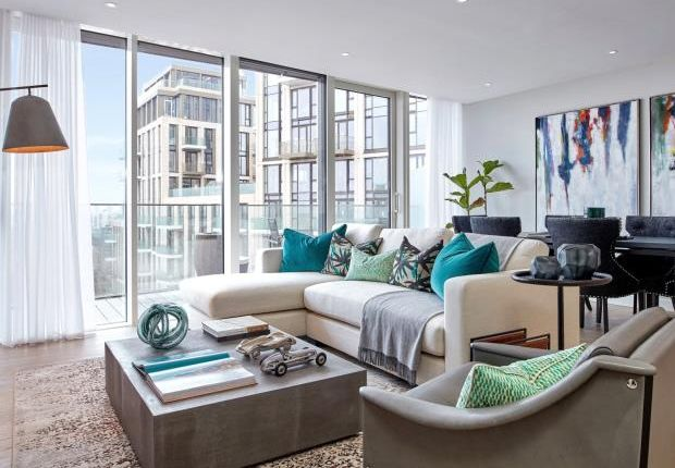Thumbnail Flat for sale in Clipper Wharf, London Dock, Wapping