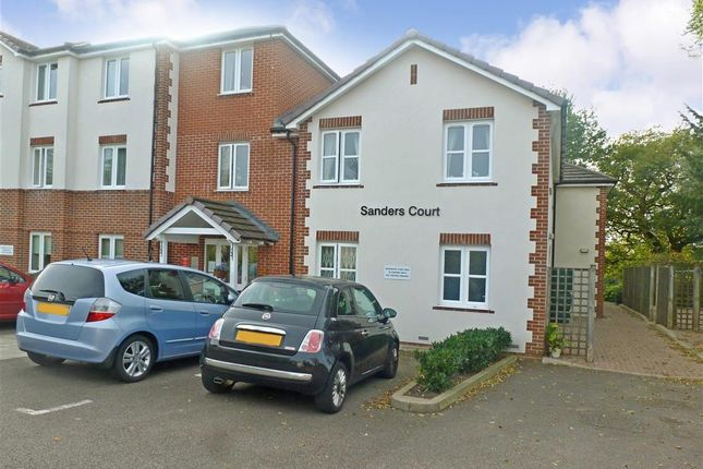 Thumbnail Flat for sale in Junction Road, Brentwood, Essex