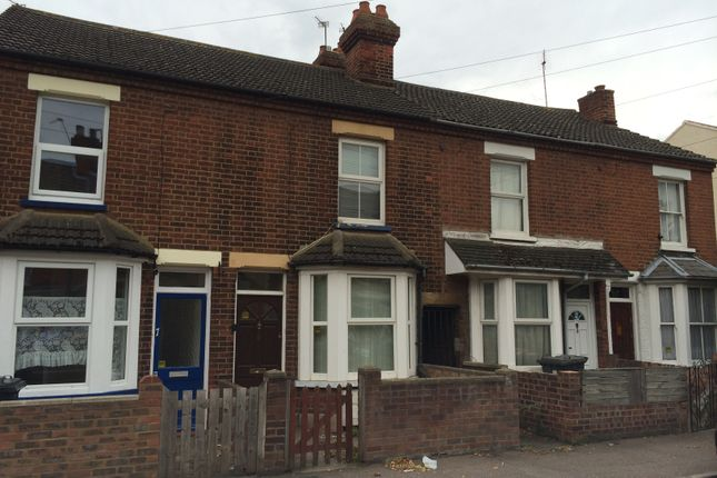 Thumbnail Terraced house to rent in College Road, Bedford