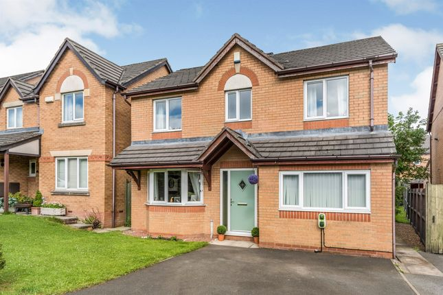 Thumbnail Detached house for sale in Gleneagles Close, Bradford