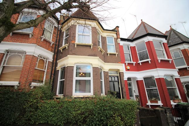 Thumbnail Terraced house for sale in Harcourt Road, London