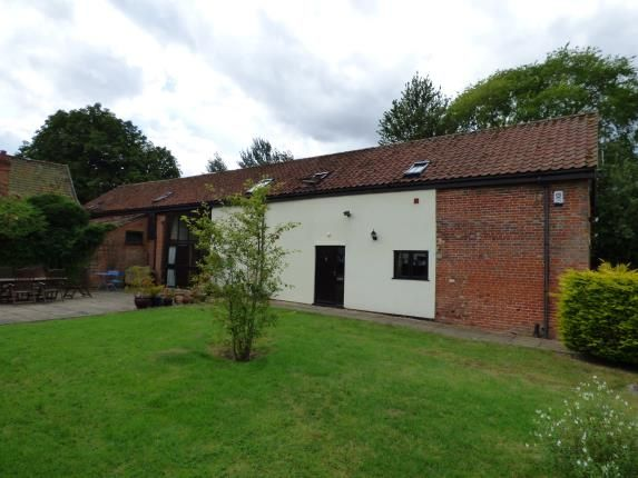 Thumbnail Barn conversion for sale in Wacton, Norwich, Norfolk