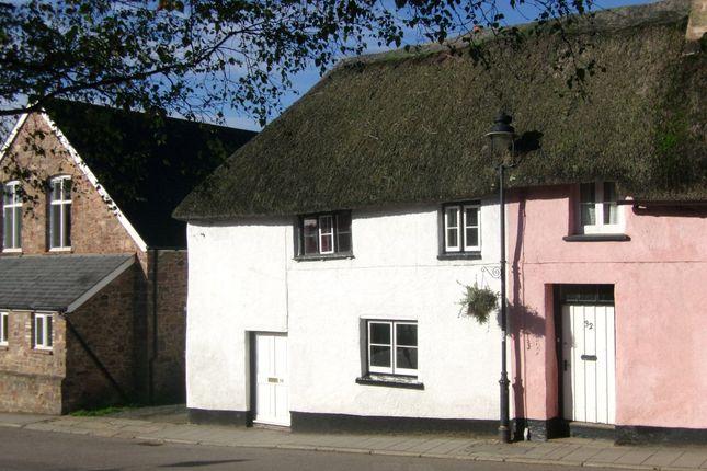 Thumbnail Cottage to rent in Bridge Street, Hatherleigh, Okehampton