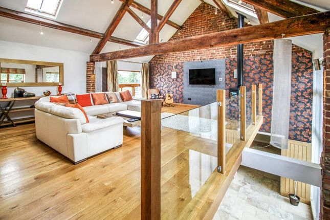 Thumbnail Link-detached house for sale in Eager Lane, Lydiate, Liverpool
