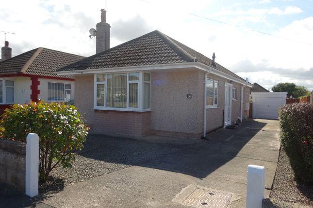 Thumbnail Detached bungalow to rent in Salisbury Drive, Prestatyn