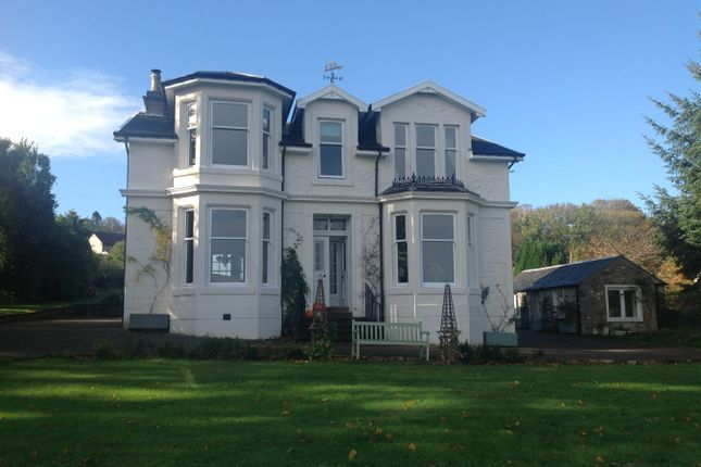 Thumbnail Detached house for sale in Cliff Cottage, High Craigmore, Rothesay, Isle Of Bute