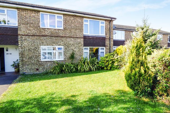 Thumbnail Maisonette for sale in Peasecroft, Cottered, Buntingford