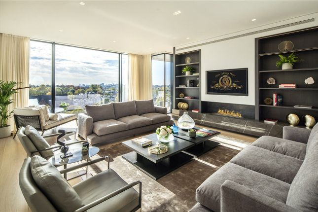 Thumbnail Flat for sale in Kings College Court, Primrose Hill Road, Primrose Hill, London