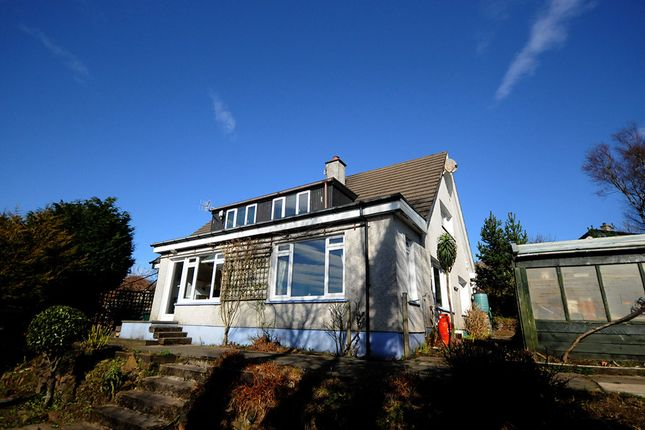 Thumbnail Detached house for sale in Western Road, Strongarbh, Tobermory, Isle Of Mull