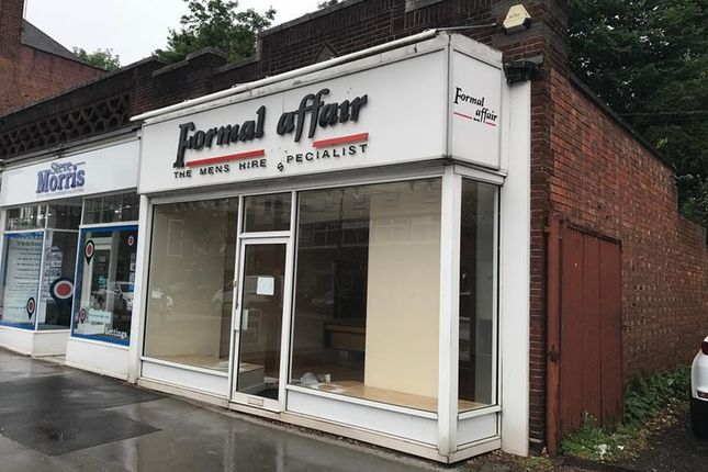 Thumbnail Retail premises to let in 30 Birmingham Road, Sutton Coldfield