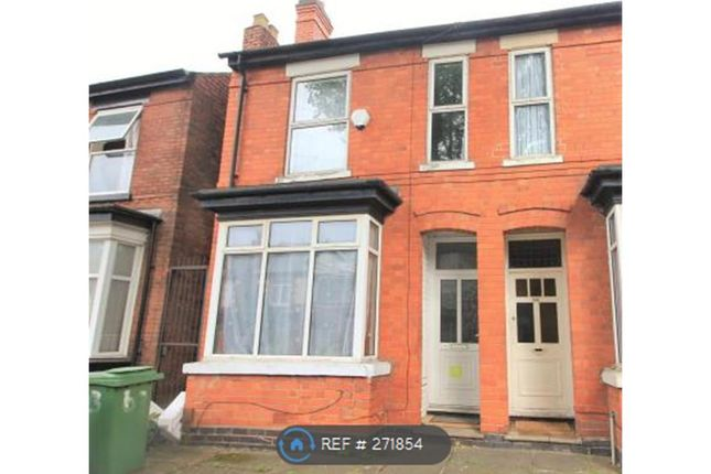Thumbnail End terrace house to rent in Lea Road, Wolverhampton