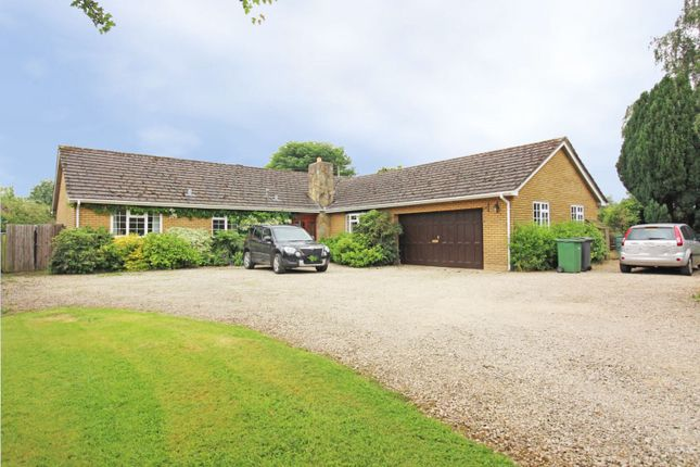 Thumbnail Detached bungalow for sale in Station Road, Ditton Priors, Bridgnorth