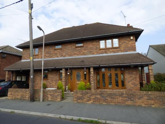 Thumbnail Detached house for sale in Canvey Island, Essex, Uk