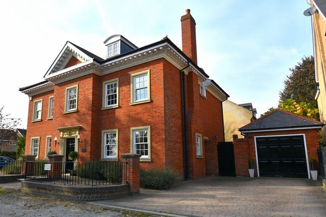 Thumbnail Detached house for sale in Christchurch Park, Ipswich, Suffolk
