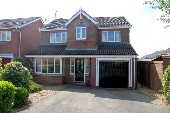 Thumbnail Detached house for sale in The Sycamores, Broadmeadows, South Normanton, Alfreton