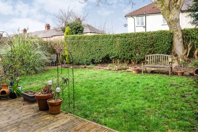 Rear Garden of Alexandra Road, Pudsey LS28