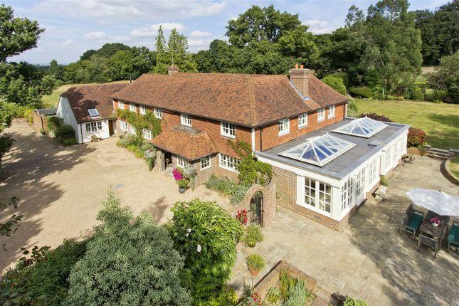 Thumbnail Detached house for sale in Pedlars Farm, Mockbeggar Lane, Biddenden, Kent