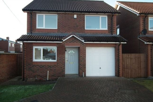 Thumbnail Detached house for sale in Strawberry Mews, Stakeford, Choppington
